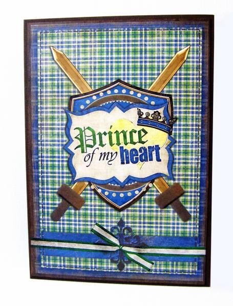 Prince of My Heart Card