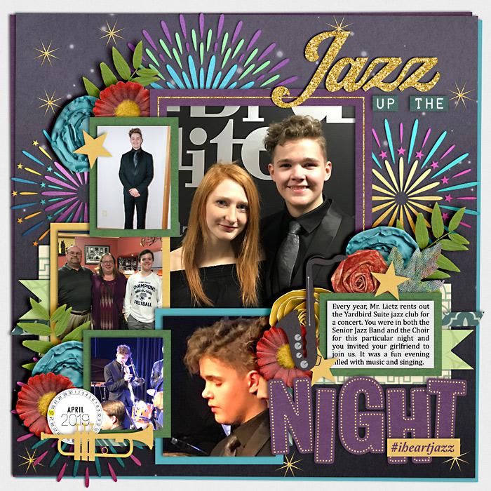 Jazz up the Night