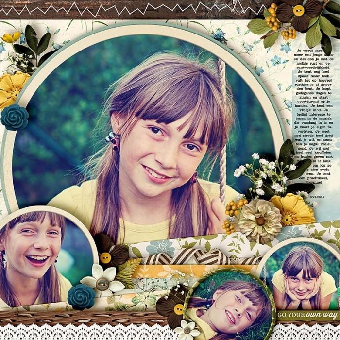 Wonderful girl