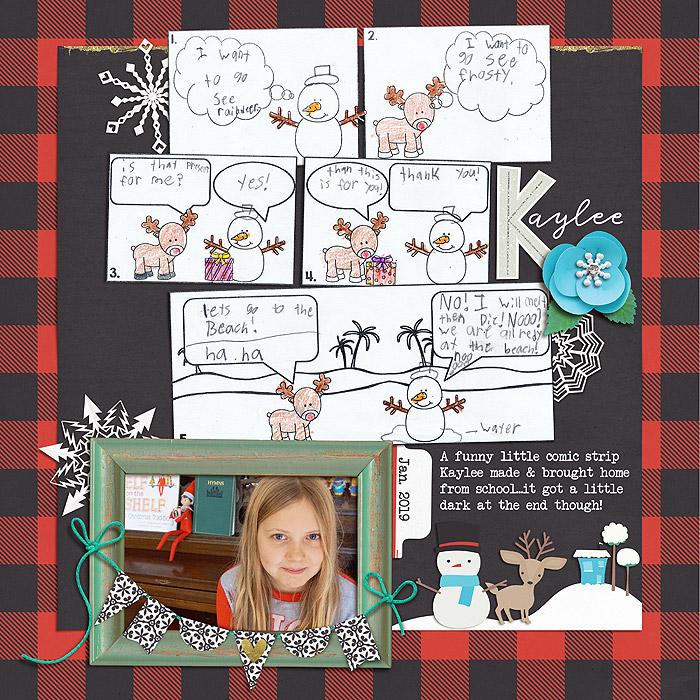 Kaylee's comic