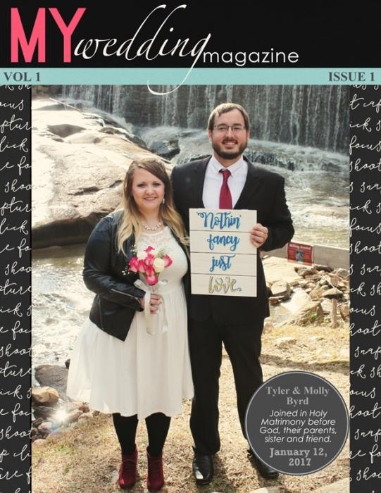 Molly & Tyler's Wedding 1-12-17
