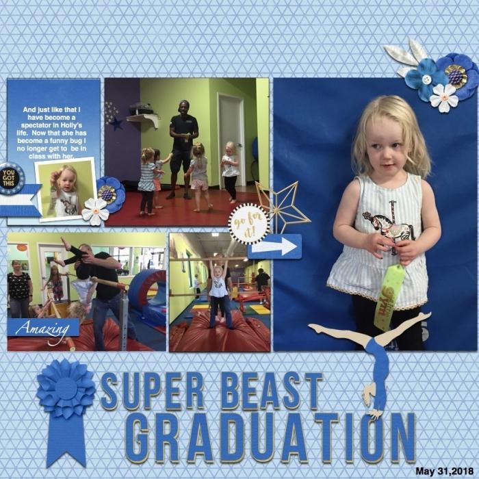super beast graduation