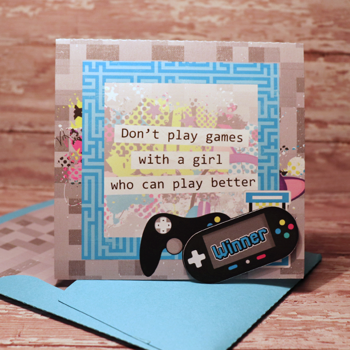 Girls Can Game Too