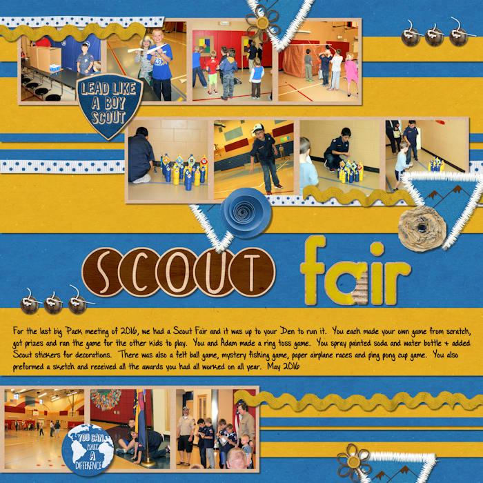 Scout Fair