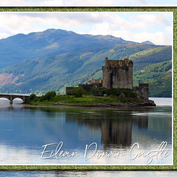 Eilean Donan Castle Right