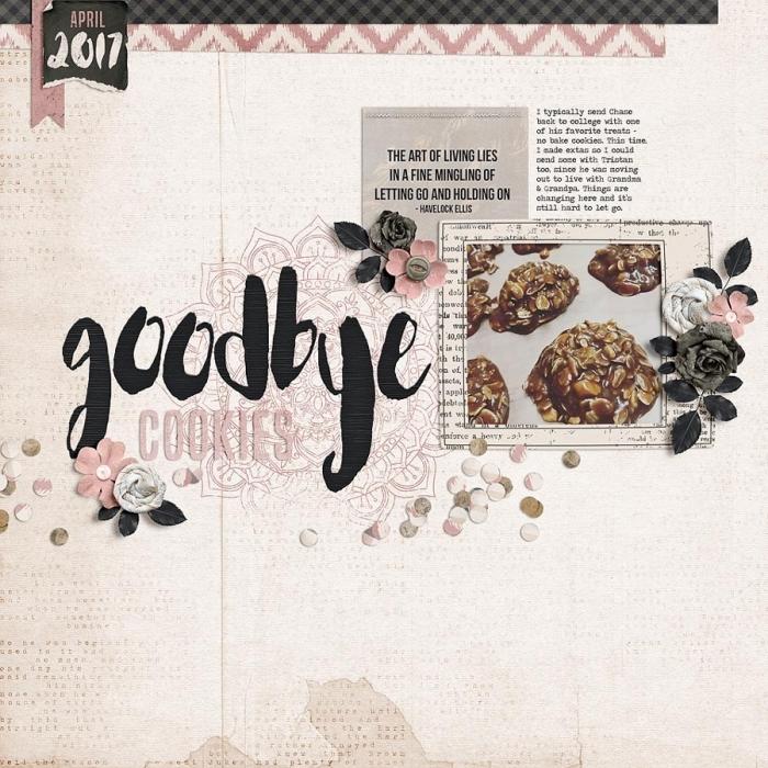 ~Goodbye Cookies~