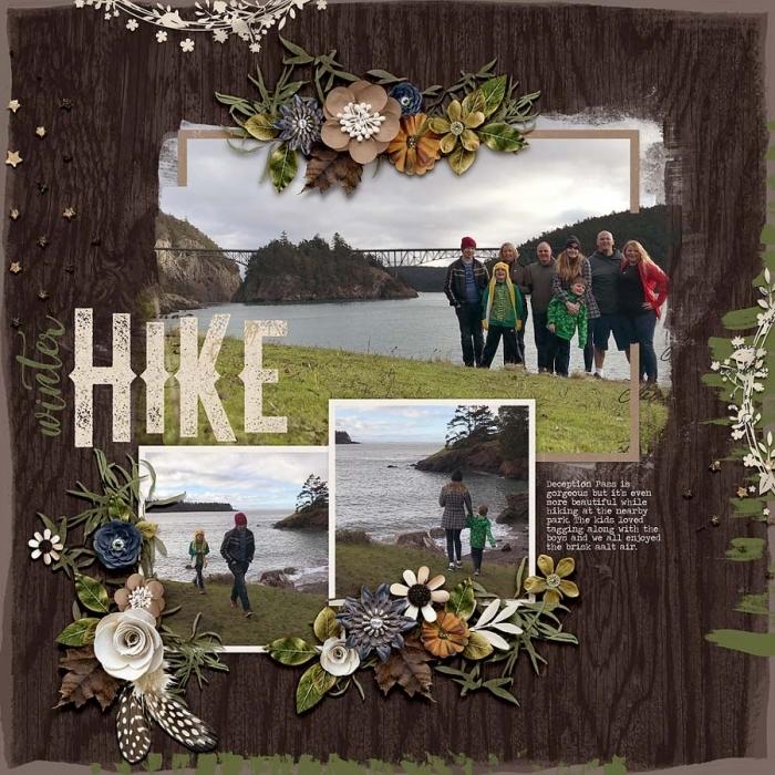 ~Winter Hike~