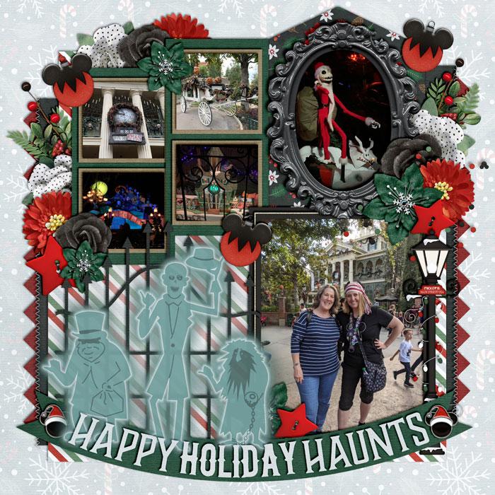 Happy Holiday Haunts