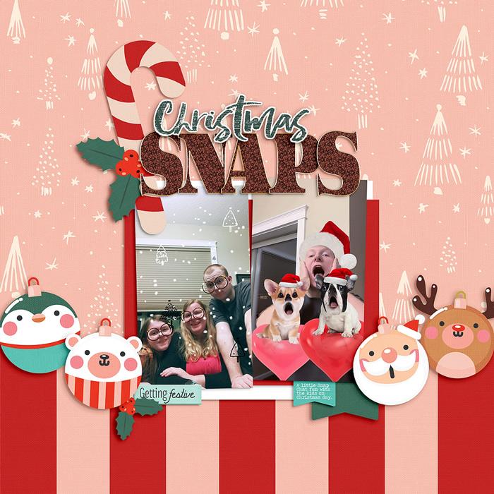 ~Christmas Snaps~