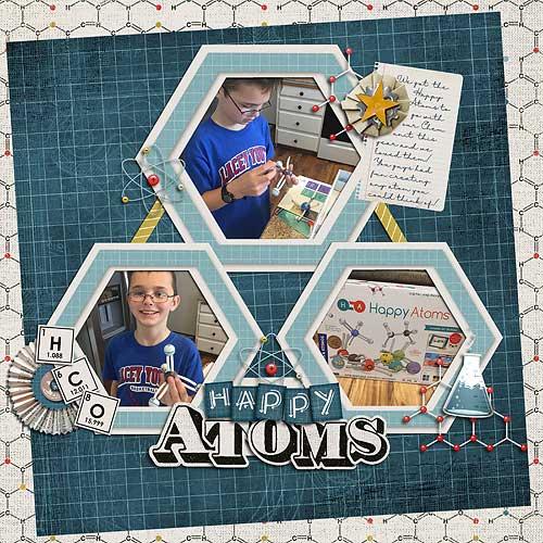Happy-Atoms