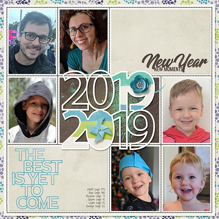 2019 Family Intro