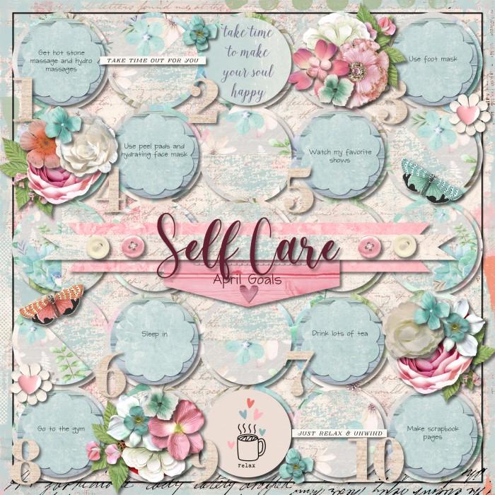 15 - Self Care Goals