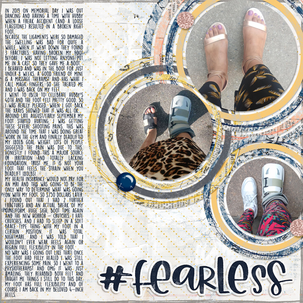 Journal: May 2021 - Fearless
