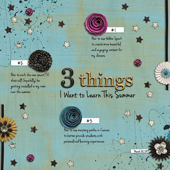 3 Things I Want to Learn This Summer