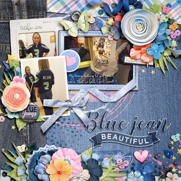 Blue Jean Beautiful