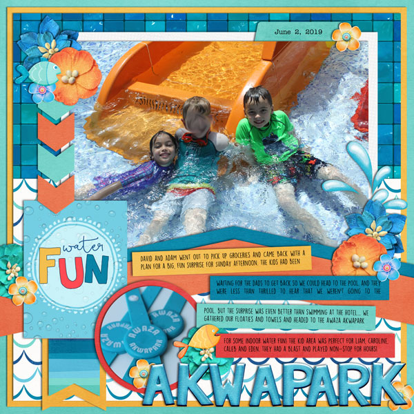 Akwapark- #15 June Passport