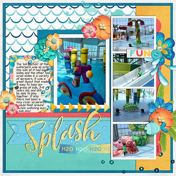 Splash! -#7 June Passport