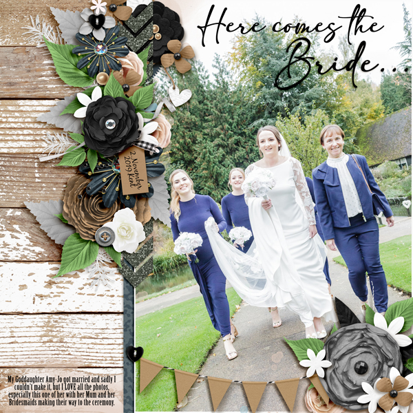 Featured: May 2021 - Here Comes The Bride...
