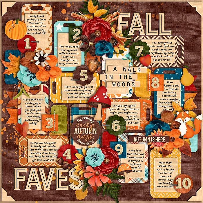 FallFaves