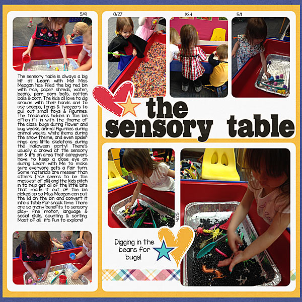 Sensory Table- Jan Passport #16