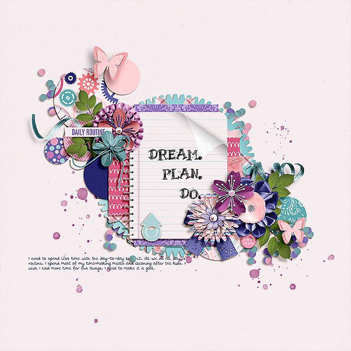Dream. Plan. Do