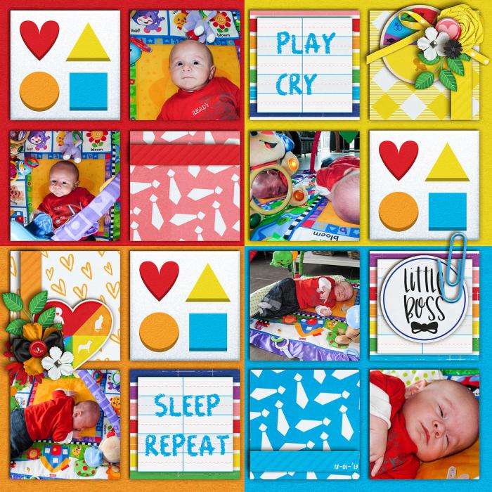 Play Cry Sleep Repeat