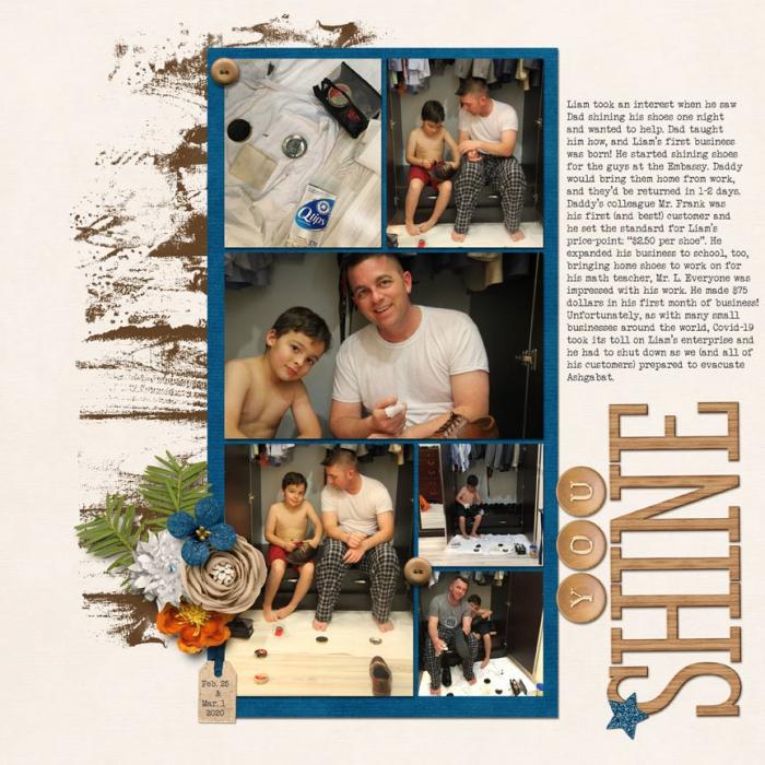 You Shine- Passport #17