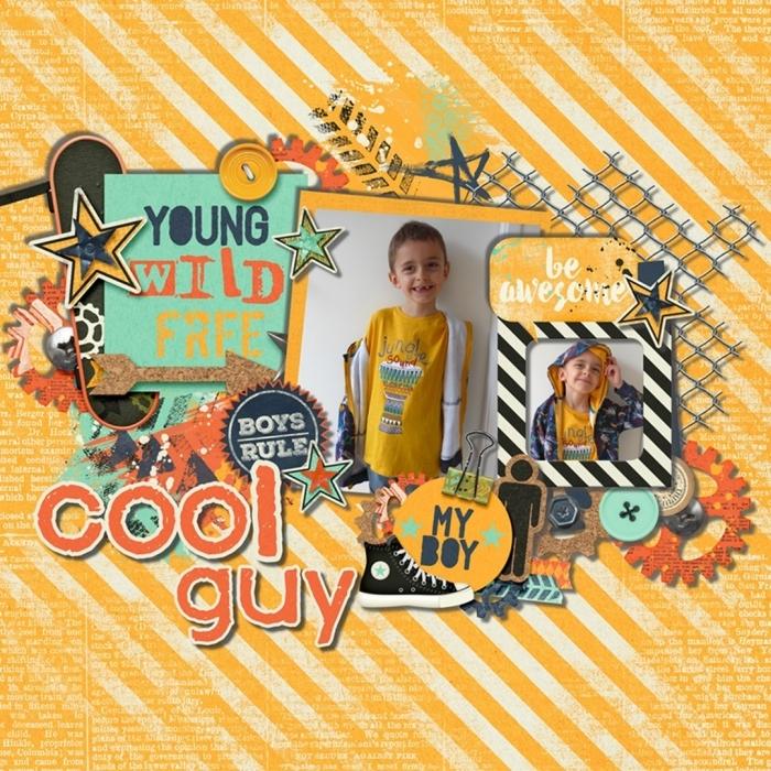 Cool Guy