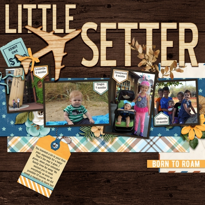 #5 List Little Jetsetter