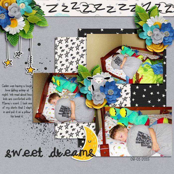 Sweet Dreams 2015