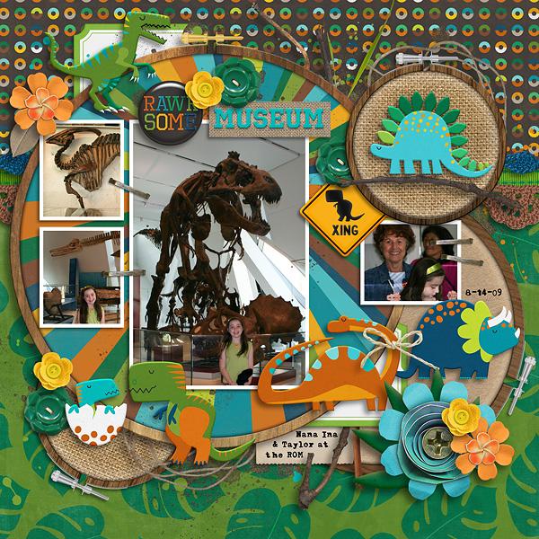 20090814-ROM-Dinosaurs-Taylor-Nana-Ina