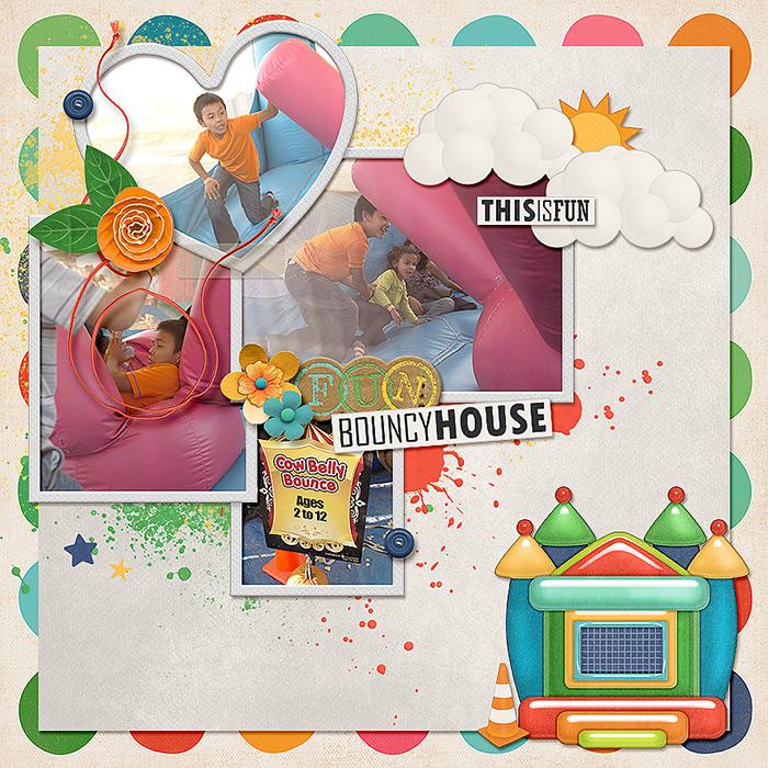 Fun Bouncy House