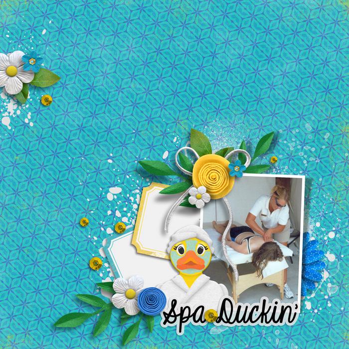 Spa-Duck