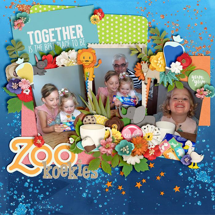 Zoo koekies