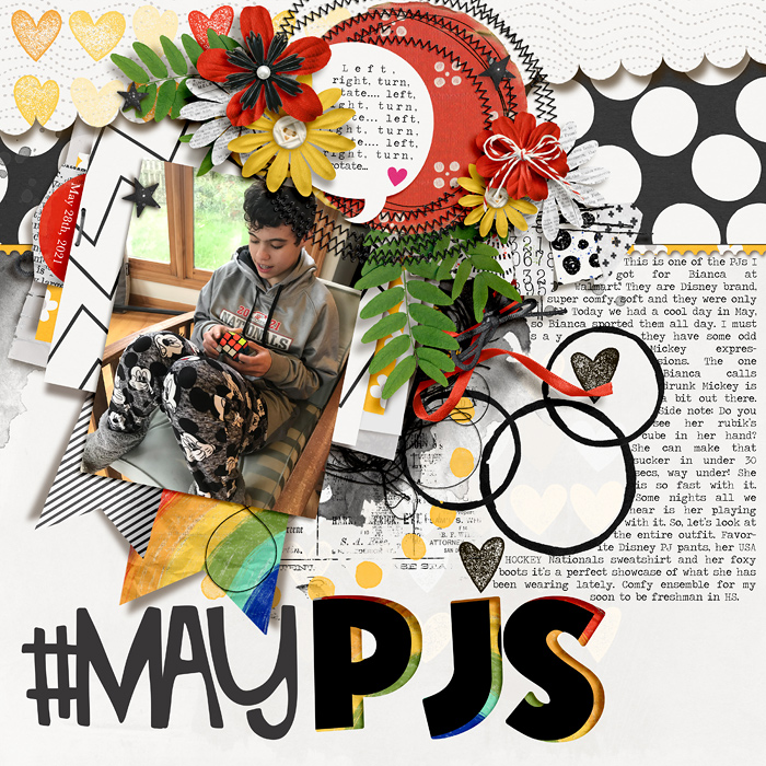 #MAYPJS - Pop Culture Challenge